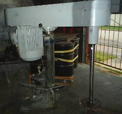 30/15 HP SCHOLD TWO SPEED DISPERSER