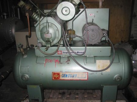 Air Compressors 10 Hp Ingersoll Rand Reciprocol Air